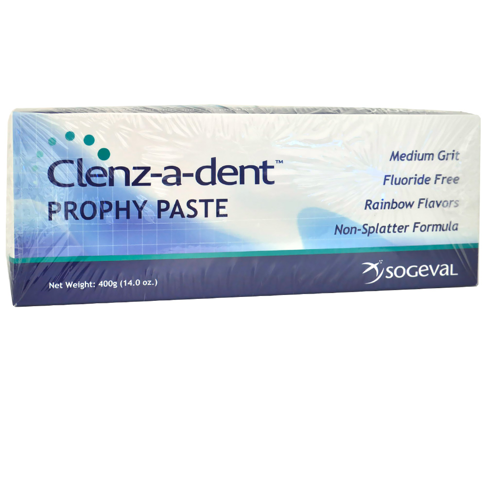 Clenz-A-Dent Prophy Paste (14 oz)