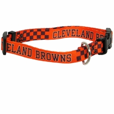 Cleveland Browns Dog Collar - Small