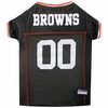 Cleveland Browns Dog Jersey - Small