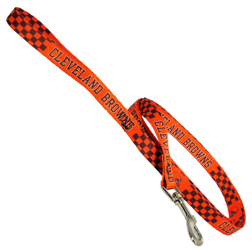 Cleveland Browns Dog Leash - One Size