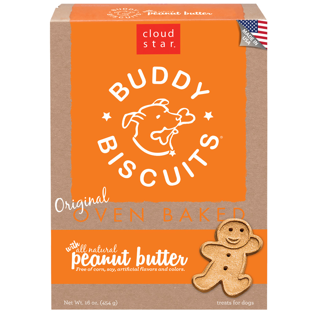 Cloud Star Buddy Biscuits