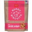 Cloud Star Buddy Biscuits Soft & Chewy Dog Treats - Sweet Potato Flavor (6 oz)