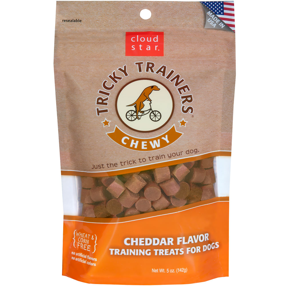 Cloud Star Chewy Tricky Trainers Cheddar (5 oz)