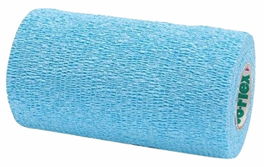 "Co Flex 4"" x 5"" yds - LIGHT BLUE"