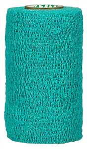 "Co Flex 4"" x 5"" yds - TEAL"