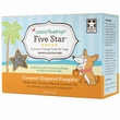 CocoTherapy® Five Star Coconut Gingered Pumpkin Training Treats (4 oz)