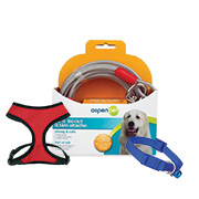 Collars, Leashes & Harnesses