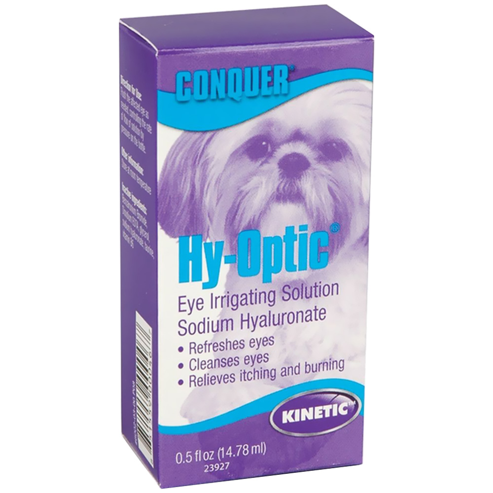 Conquer Hy-Optic Eye Care (0.5 oz)