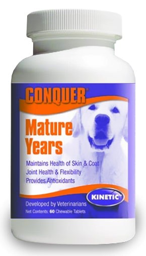Conquer K9 Mature Years