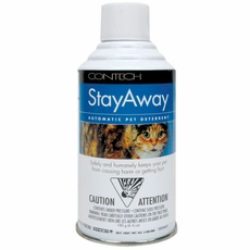 Contech Stay Away Automatic Pet Deterrent Refill (6.4 oz)