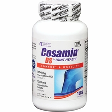 Cosamin DS for HUMANS (108 Capsules)