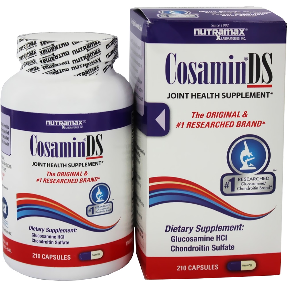 Cosamin� DS for HUMANS (210 Capsules)