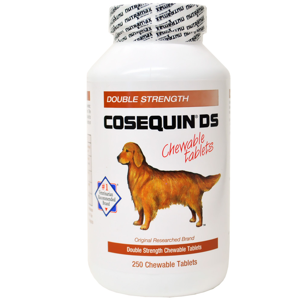 Cosequin DS CHEWABLE TABLETS (250 Count)
