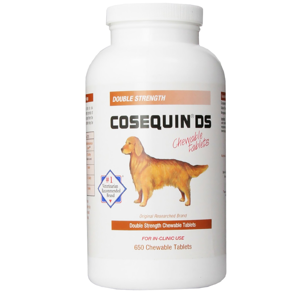 Cosequin DS CHEWABLES (650 Tablets)
