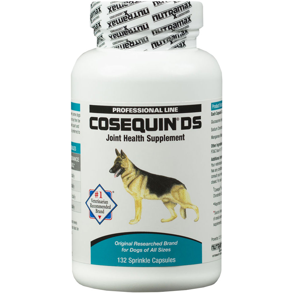 Cosequin DS (Double Strength) 132 CAPSULES