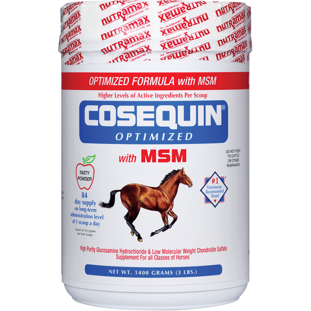 Cosequin� Equine OPTIMIZED with MSM (1400 gm)
