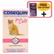 Cosequin for Cats (80 Caps) + Oxstrin Optimized for Cats (42 Caps)
