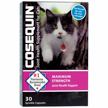 cosequin for cats sprinkle capsules 30 counts entirelypets. Black Bedroom Furniture Sets. Home Design Ideas