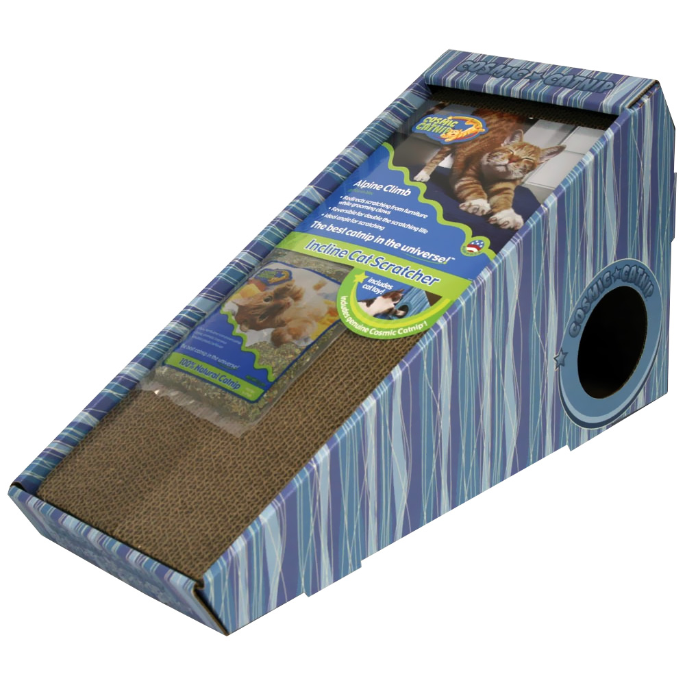 Cosmic Catnip Alpine Climb Cat Scratcher