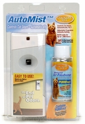 Country Vet AutoMist - Controls Pet Odors Automatically