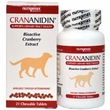 Crananidin Urinary Tract Support (21 Chewable Tablets)