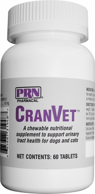 CranVet for DOG & CATS - 60 tabs
