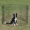 Crate Appeal Exercise Pen 30 Inch - Black