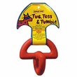 Crazy Dog Tug, Toss & Tumble Dog Toy (Large)