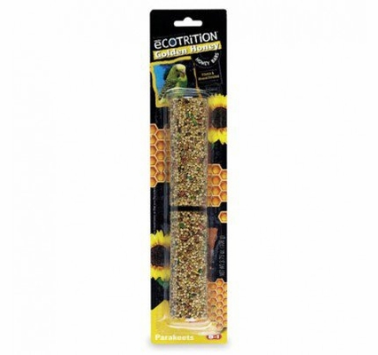 Crispy Honey Honey Bars for PARAKEETS (3.75 OZ)