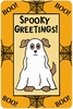 "Crunch Card ""Spooky Greetings"" for DOGS"