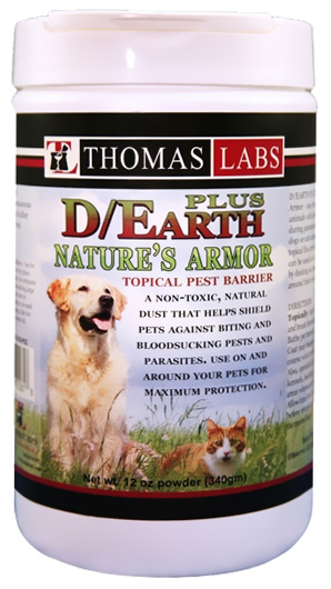 D/Earth Plus Nature's Armor Topical (12 oz)