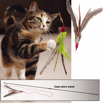 Da Bird Cat Toy