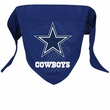 Dallas Cowboys Dog Bandana - Large