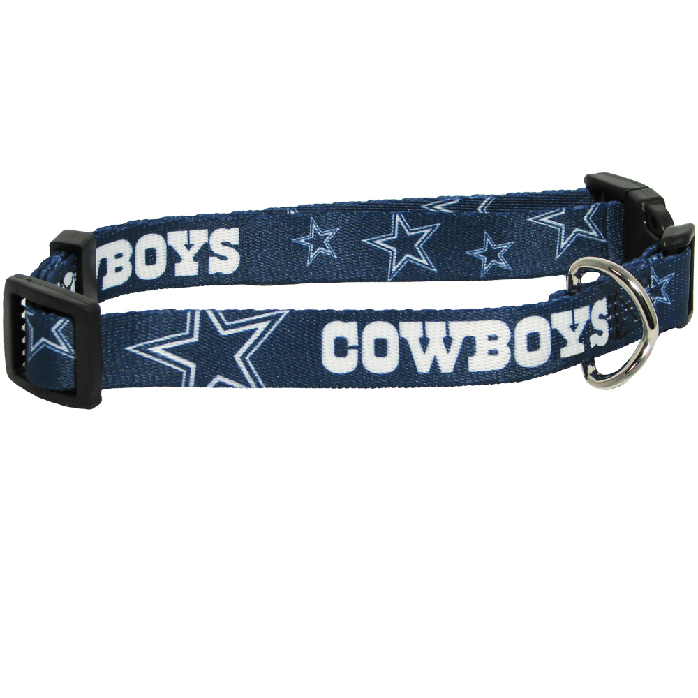Dallas Cowboys Dog Collars & Leashes