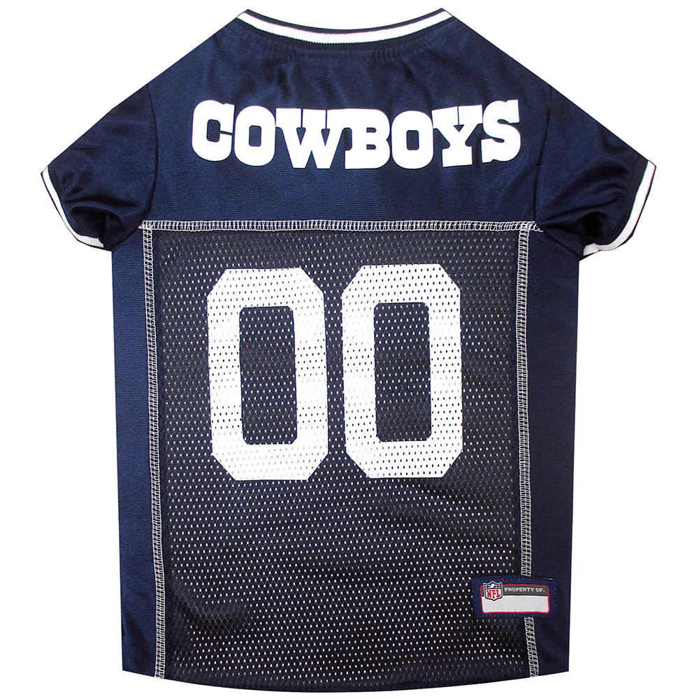 Dallas Cowboys Dog Jerseys