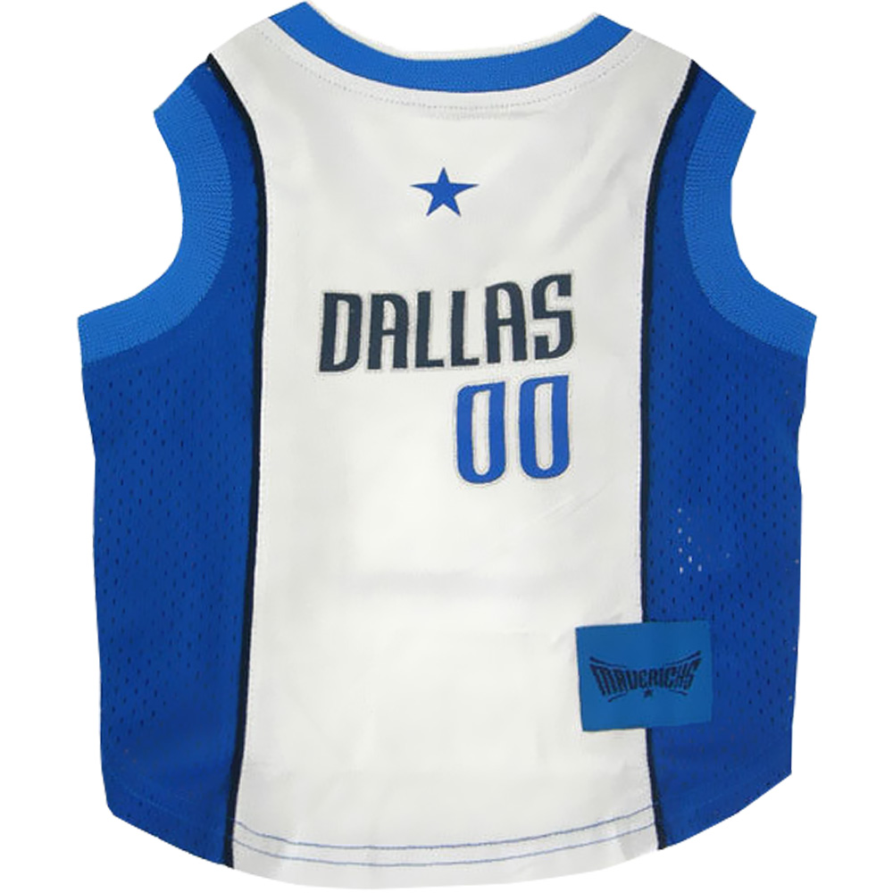 Dallas Mavericks Dog Jerseys