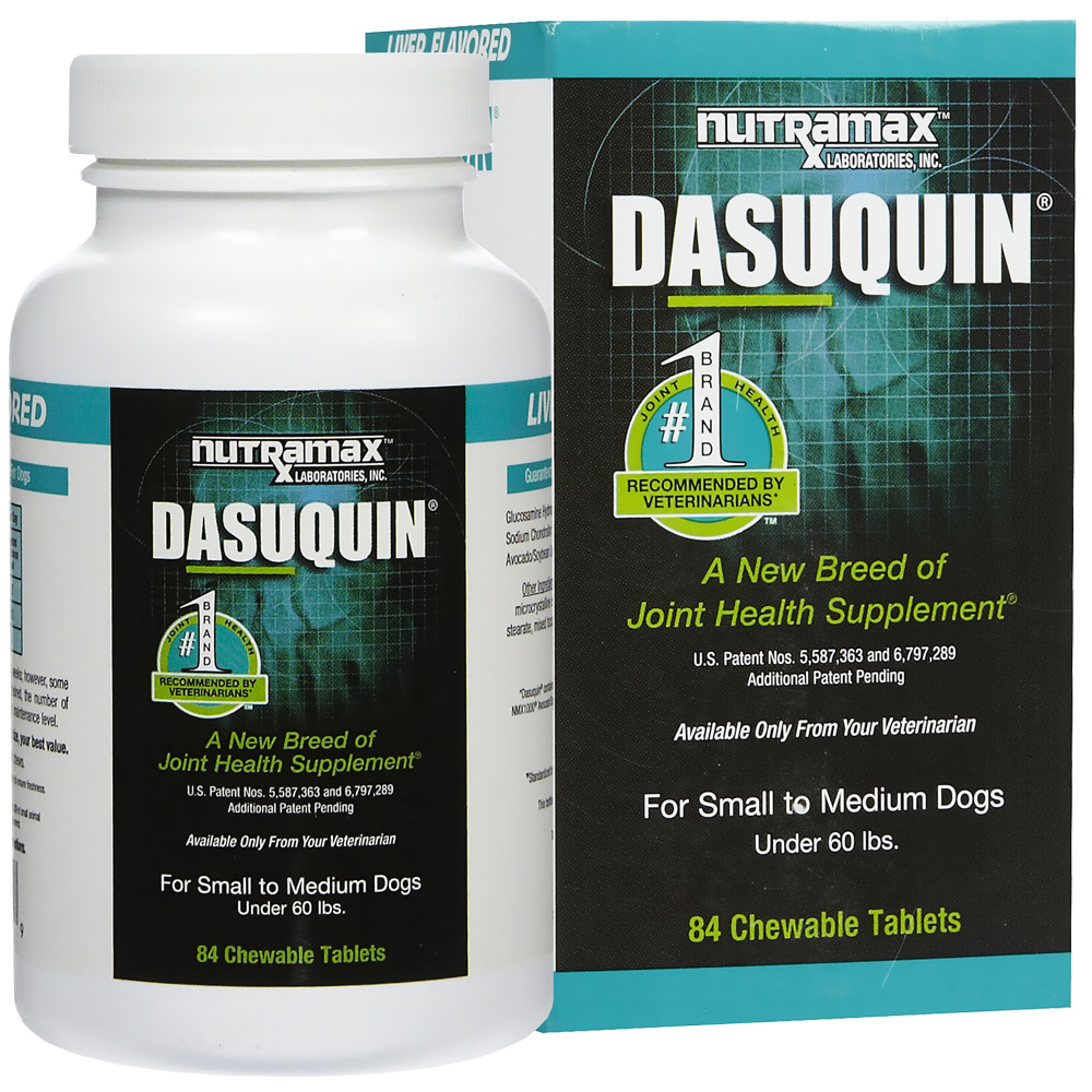 Dasuquin for Small to Medium Dogs (84 Chewable Tabs)