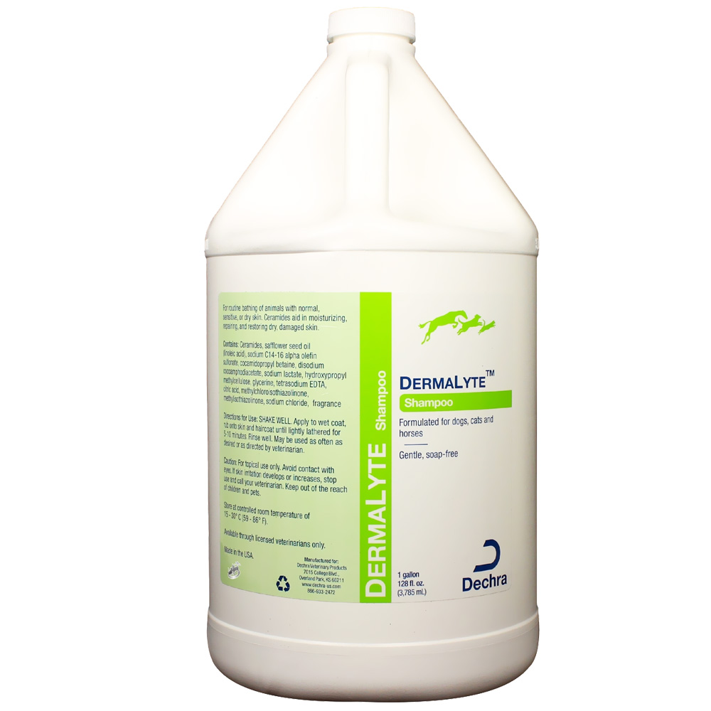 Dechra DermaLyte Shampoo (ONE GALLON)