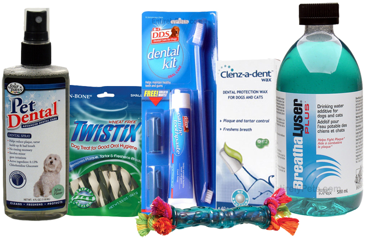 Dental Products for Dogs