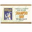 DERMagic Shampoo Bar - Lemongrass & Spearmint (3.75 oz)