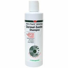 Dermal Soothe Anti-Itch Shampoo for Dogs & Cats (8 oz)