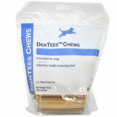 DermaPet Dentees Chews (12 oz)