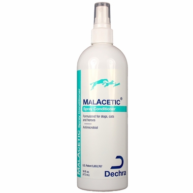 Dechra Malacetic Spray Conditioner (16oz)
