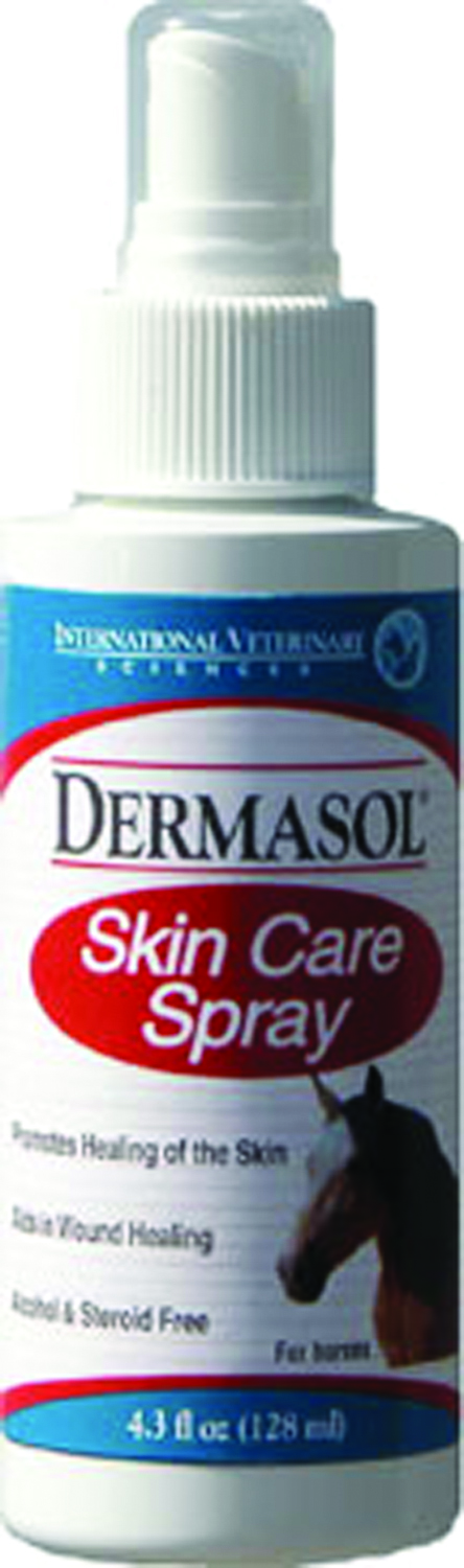 Dermasol Skin Care Spray for Horses (4.3 oz)