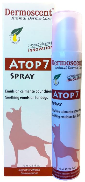 Dermoscent Atop 7 Spray for Dogs (75 ml)