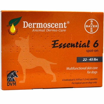Dermoscent Spot-On Skin Care for Medium Dogs  (10 - 20 kg)