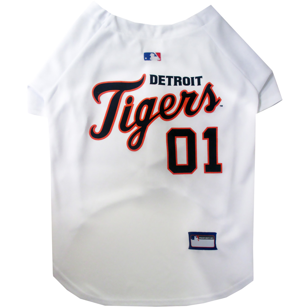 Detroit Tigers Dog Jerseys