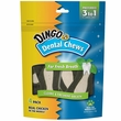 Dingo Denta-Treats Regular (4.8 oz) - 4 pack