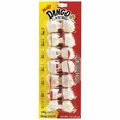 "Dingo White Mini Hand Tied Bones 2.5"" 7-PACK (3 oz)"