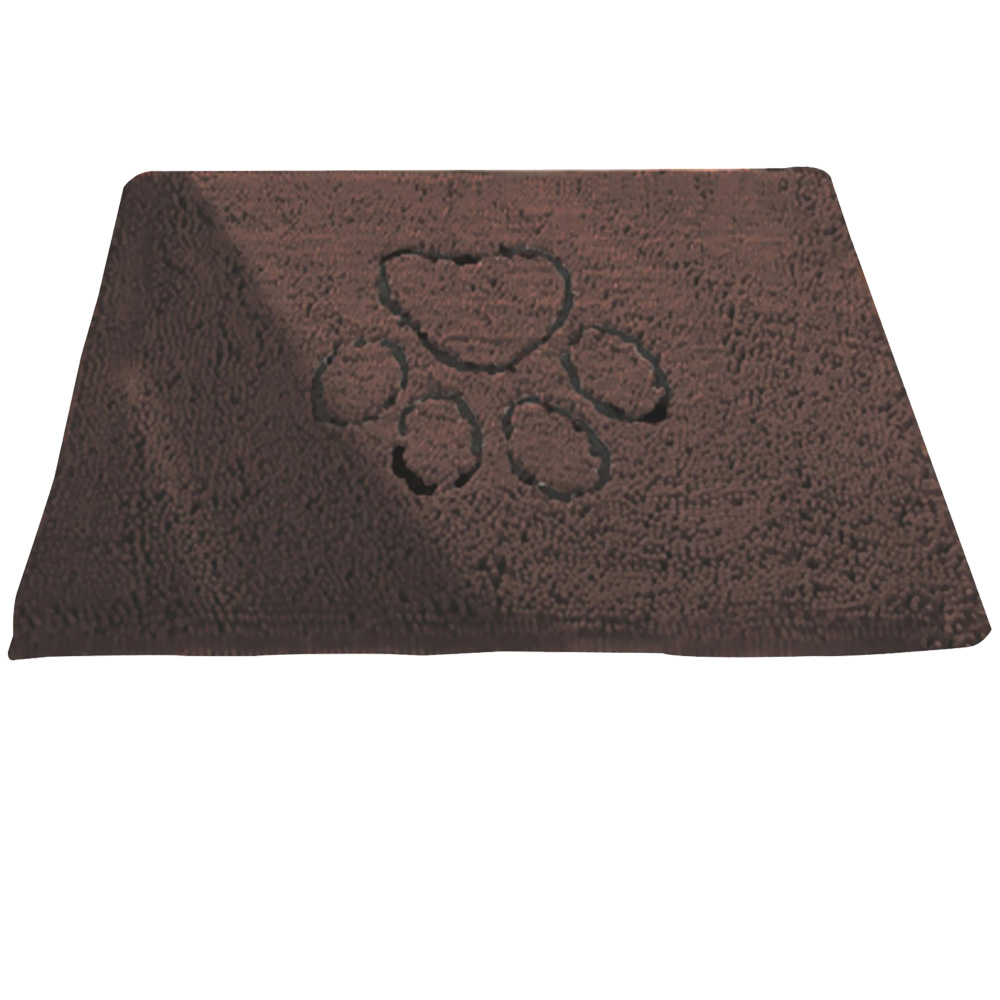 Dirty Dog Doormat - Medium (Brown)